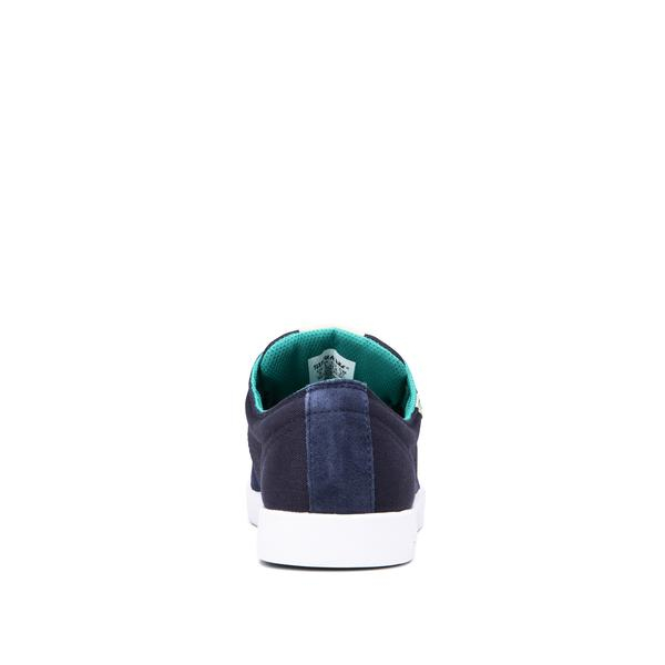 SUPRA STACKS II NAVY/STONE-WHITE 4