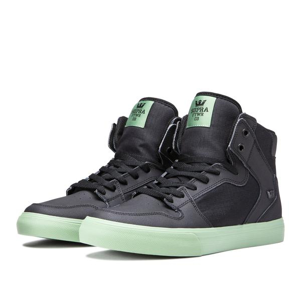 SUPRA VAIDER BLACK-HEDGE 1