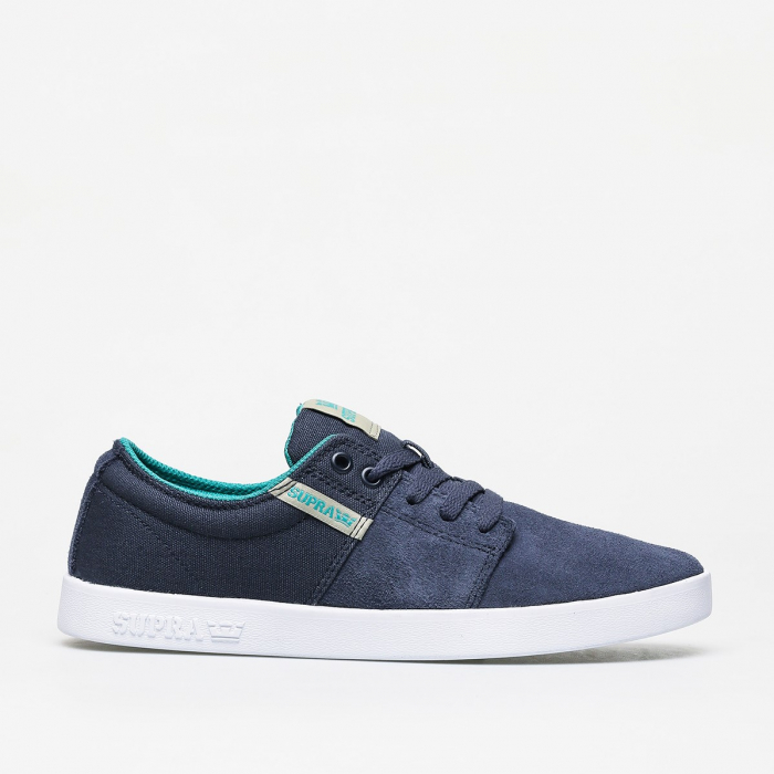 SUPRA STACKS II NAVY/STONE-WHITE 0