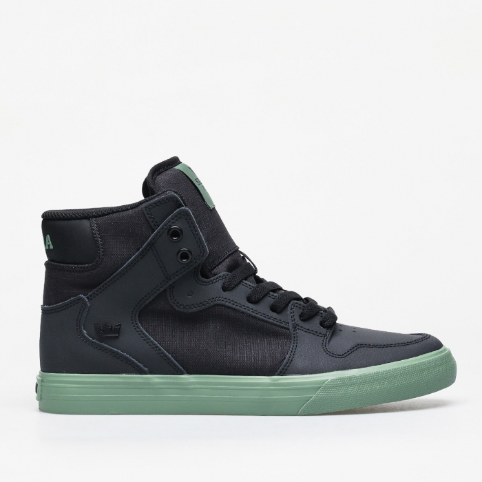 SUPRA VAIDER BLACK-HEDGE 0