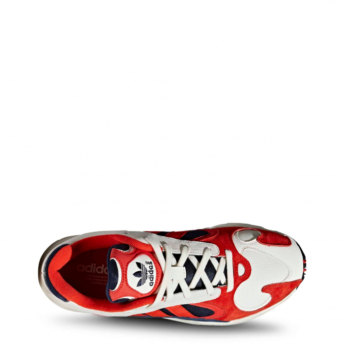 ADIDAS Yung-1 Legend Ink / Lust Red / Ftw White 2