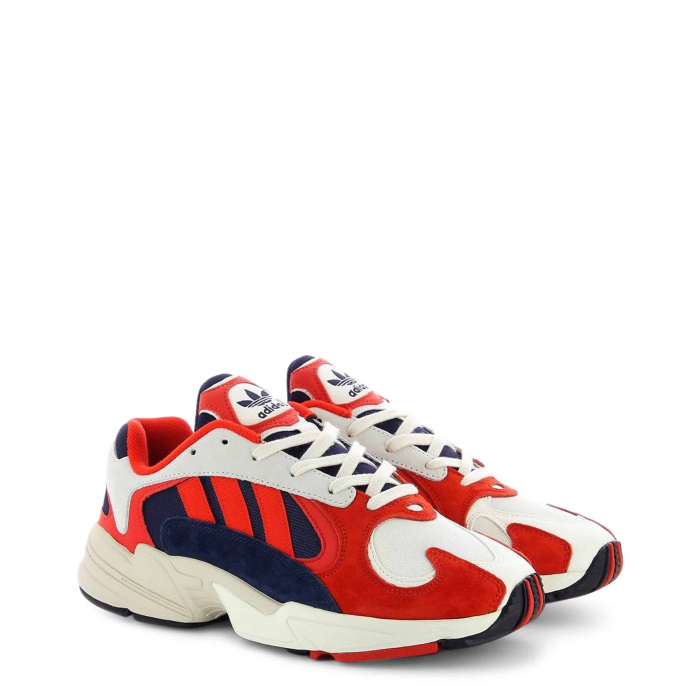 ADIDAS Yung-1 Legend Ink / Lust Red / Ftw White 1