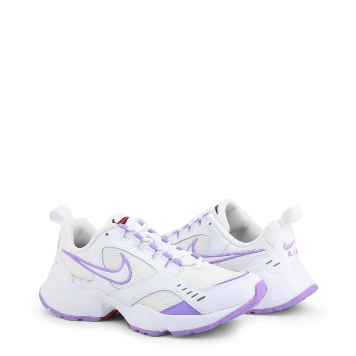 NIKE Air Heights White / Violet 1