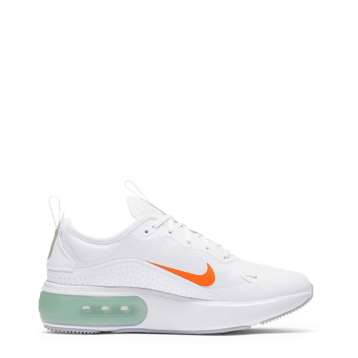 NIKE Air Max Dia White / Green / Orange 0