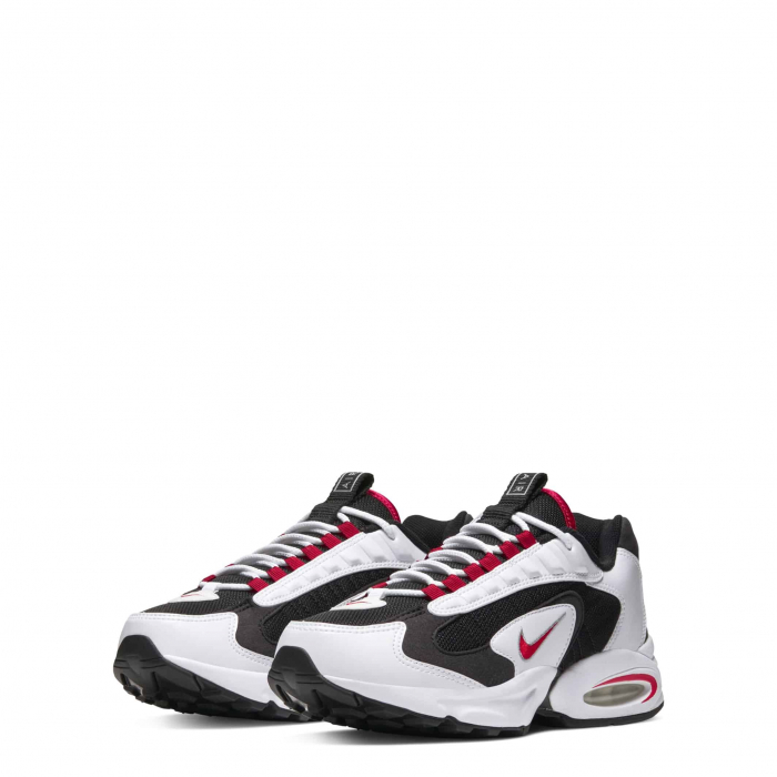 NIKE Air Max Triax 96 White / University Red 1
