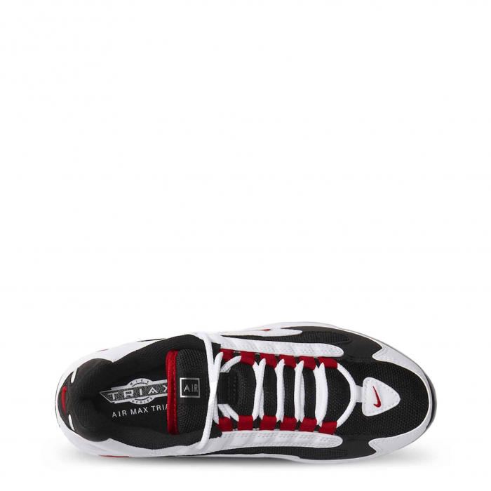 NIKE Air Max Triax 96 White / University Red 2