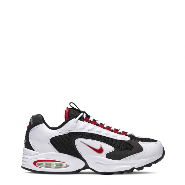 NIKE Air Max Triax 96 White / University Red 0