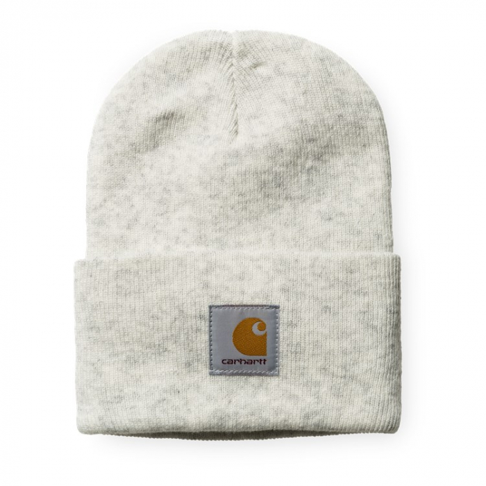 CARHARTT ACRYLIC WATCH HAT ASH HEATHER 0