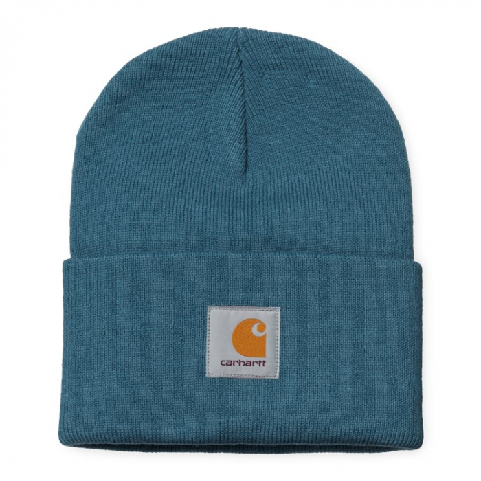 CARHARTT ACRYLIC WATCH HAT PRUSSIAN BLUE 0