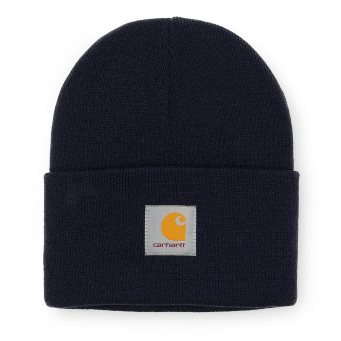 CARHARTT ACRYLIC WATCH HAT DARK NAVY 0