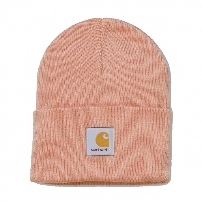 CARHARTT ACRYLIC WATCH HAT PEACH 0