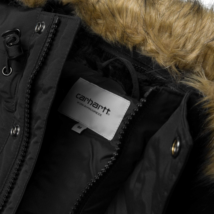 CARHARTT Anchorage Parka Black / Black 1