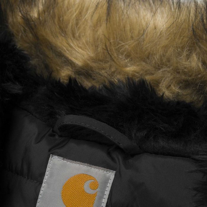 CARHARTT Anchorage Parka Black / Black 8