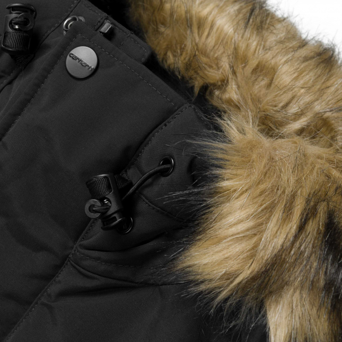 CARHARTT Anchorage Parka Black / Black 6