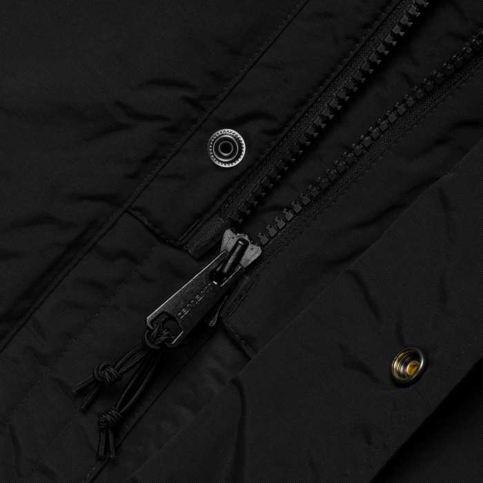 CARHARTT Anchorage Parka Black / Black 2