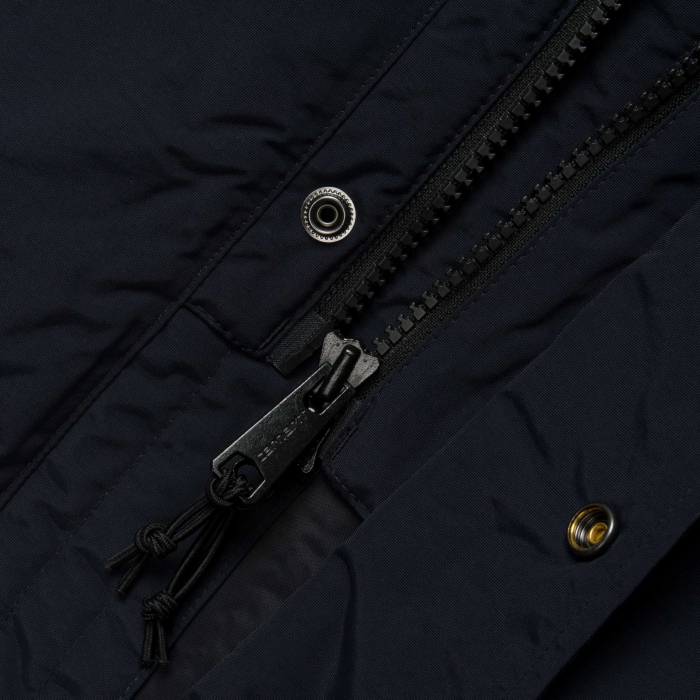 CARHARTT ANCHORAGE PARKA DARK NAVY / BLACK 2