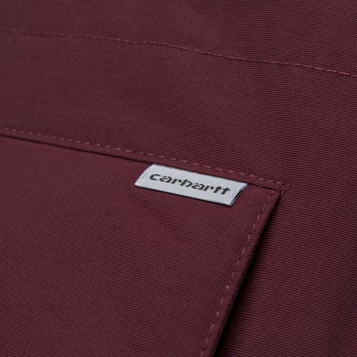 CARHARTT ANCHORAGE PARKA MULBERRY / BLACK 1