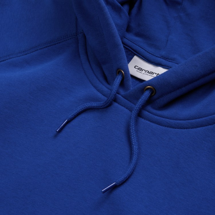 CARHARTT HOODED CHASE SWEAT SUBMARINE / GOLD 1