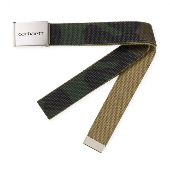 CARHARTT Clip Belt Chrome Camo Laurel 0