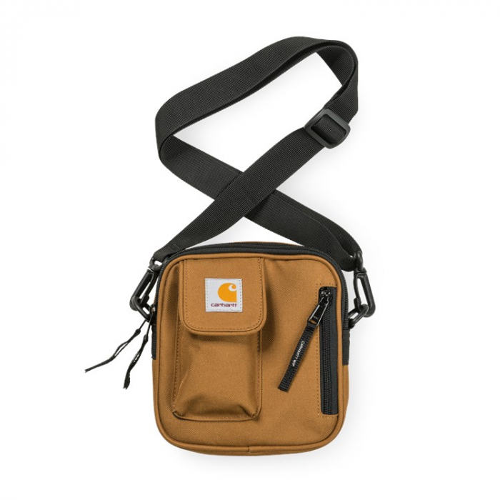 CARHARTT ESSENTIALS BAG HAMILTON BROWN 0