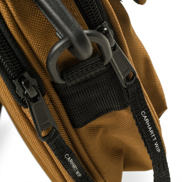 CARHARTT ESSENTIALS BAG HAMILTON BROWN 2