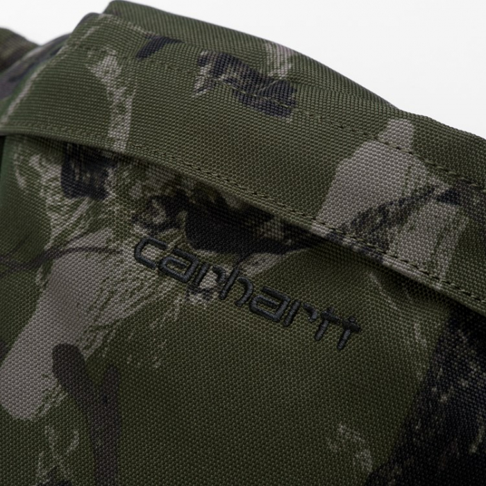 CARHARTT Payton Hip Bag Camo Tree, Green / Black 1
