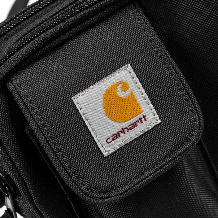 CARHARTT ESSENTIALS BAG BLACK 1