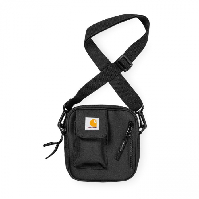 CARHARTT ESSENTIALS BAG BLACK 0