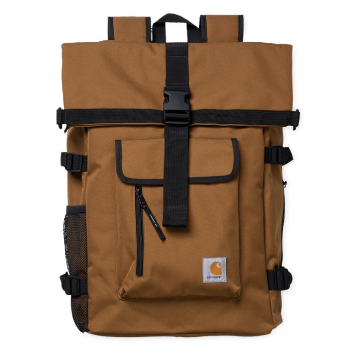 CARHARTT PHILIS BACKPACK HAMILTON BROWN 0