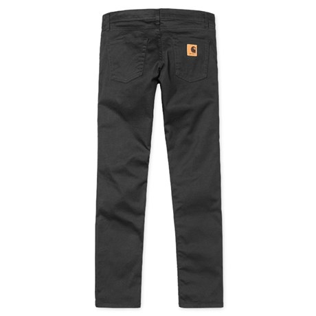 CARHARTT REBEL PANT DOUGLAS BLACK RINSED 3