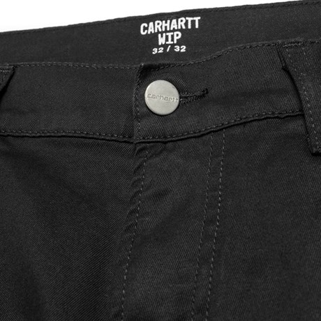 CARHARTT REBEL PANT DOUGLAS BLACK RINSED 1