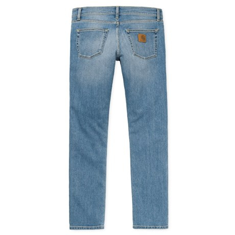 CARHARTT REBEL PANT SPICER BLUE COAST BLEACHED 3