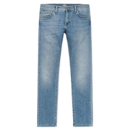 CARHARTT REBEL PANT SPICER BLUE COAST BLEACHED 0