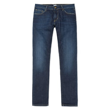 CARHARTT REBEL PANT SPICER BLUE DEEP COAST WASHED 0