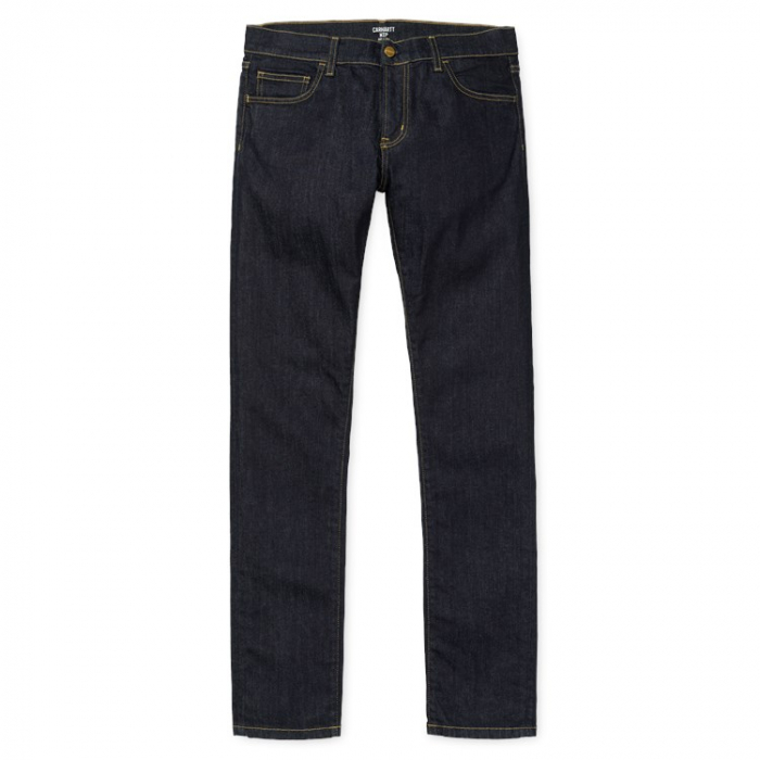 CARHARTT REBEL PANT SPICER BLUE ONE WASH 0