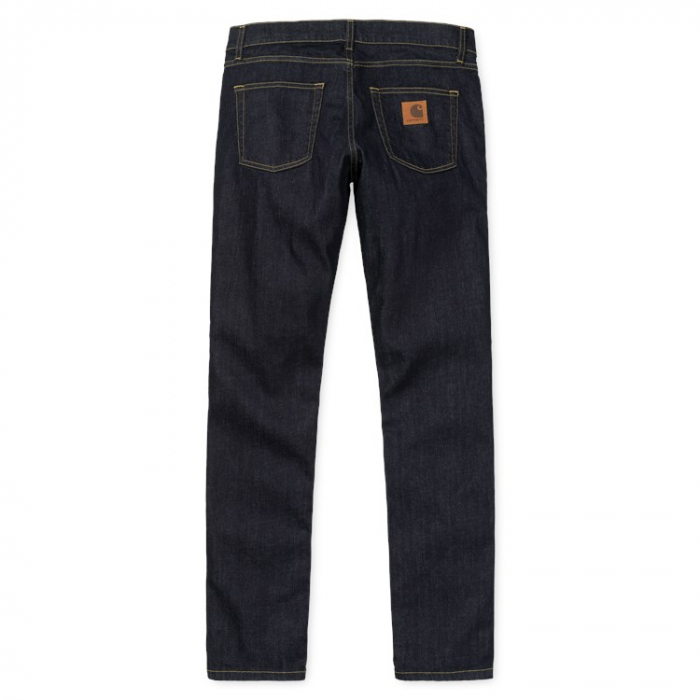 CARHARTT REBEL PANT SPICER BLUE ONE WASH 1