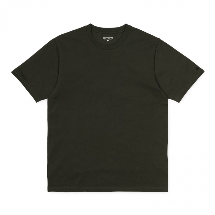 CARHARTT S/S Base T-Shirt Cypress / Black 0