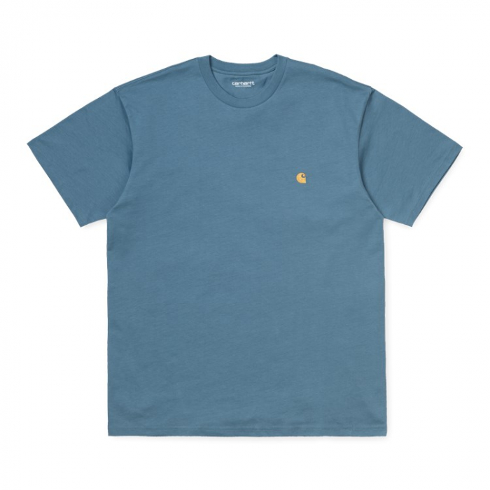 CARHARTT S/S Chase T-Shirt Mossa / Gold 0