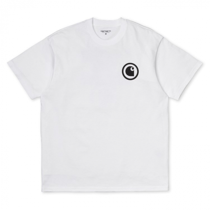 CARHARTT S/S Protect T-Shirt White / Black 0