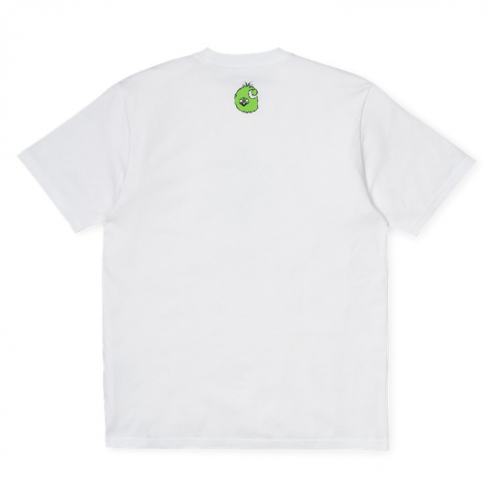 CARHARTT S/S Nice Day T-Shirt White 4