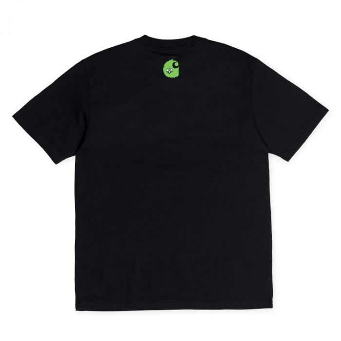 CARHARTT S/S Nice Day T-Shirt Black 2