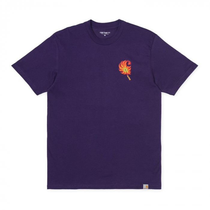 CARHARTT S/S Match T-Shirt Royal Violet 0