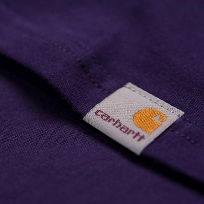 CARHARTT S/S Match T-Shirt Royal Violet 2