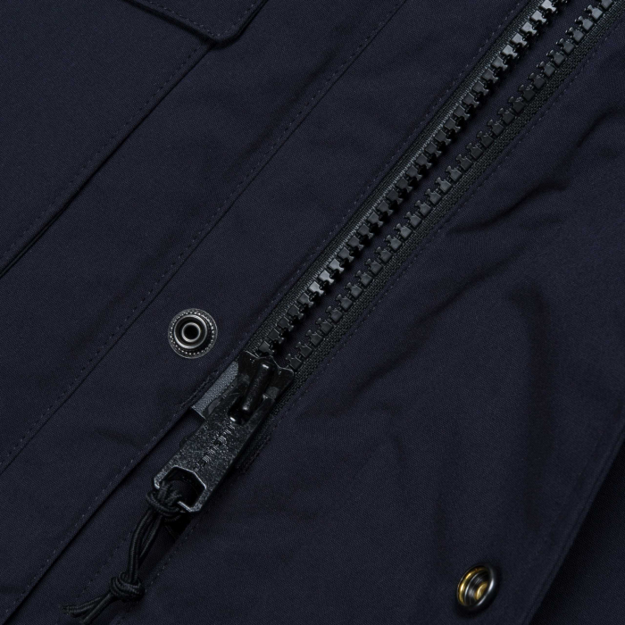 CARHARTT TRAPPER PARKA DARK NAVY / BLACK 1