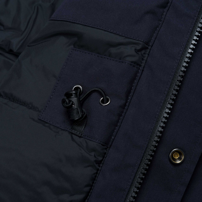 CARHARTT TRAPPER PARKA DARK NAVY / BLACK 2