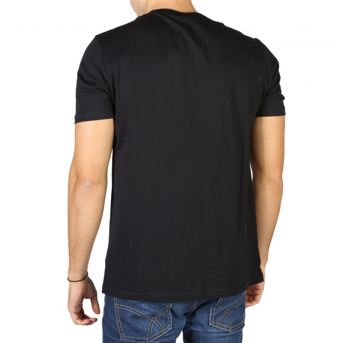 CHAMPION S/S Logo T-Shirt 214371 Black 1