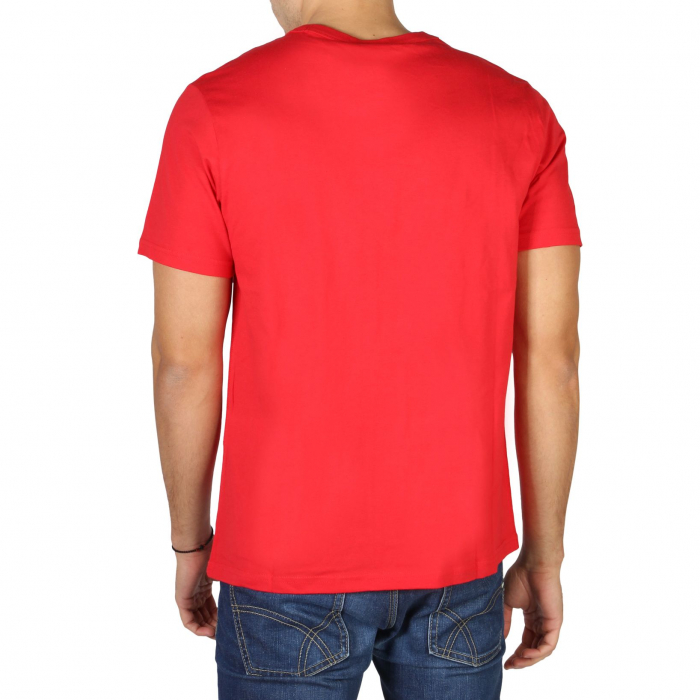CHAMPION S/S Logo T-Shirt 214371 Red 1