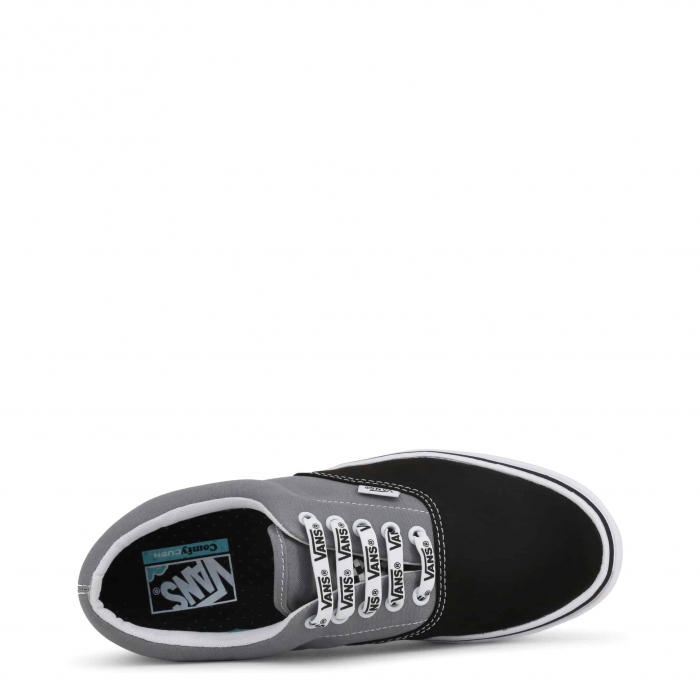 VANS Era Comfy Cush Black / Grey 2