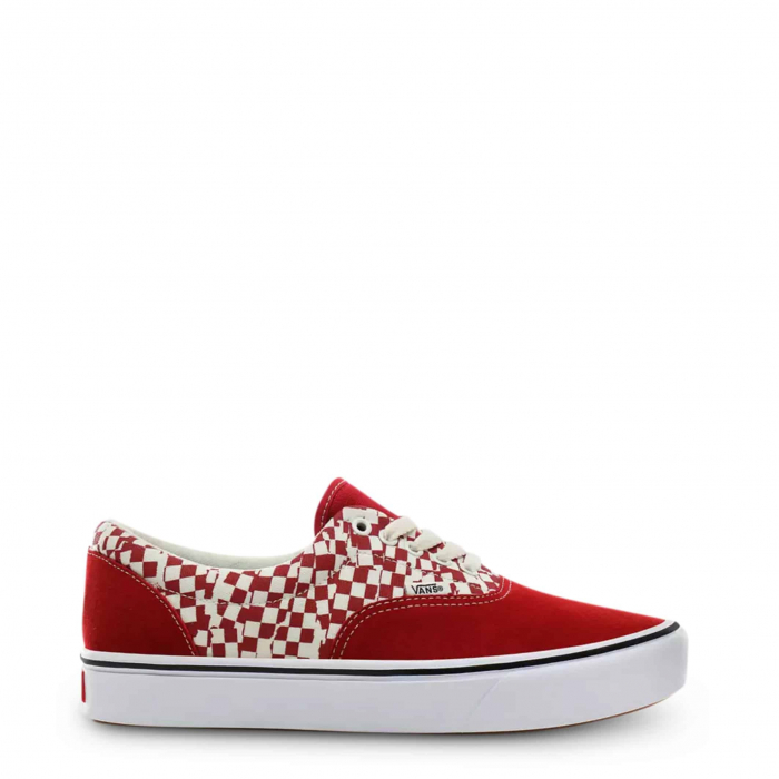 VANS Era Comfy Cush Checkerboard / Red 0