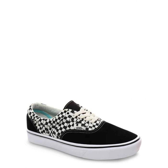 VANS Era Comfy Cush Checkerboard / Black 1